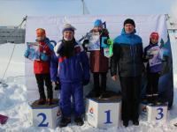 XX традиционный детский лыжный марафона на призы ветерана спорта Ю.И. Калугина