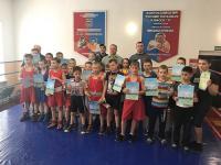 Открытое первенство по боксу среди юношей 2006-2007 г. рождения