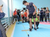 Городские соревнования по легкоатлетическому четырехборью