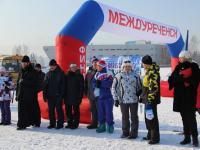 17 детский лыжный марафон  на призы ветерана спорта Ю.И. Калугина