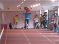 Классификационные соревнования по легкой атлетике «Юный спринтер»