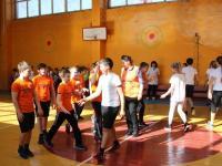 Соревнования по русской игре «Лапта»