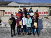 Из Новокузнецка с победами!