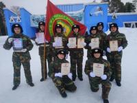 Областная военно-спортивная игра «Во славу Отечества»