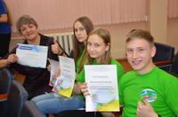 Отряд «Под флагом добра» в команде «Альфа Кузбасса»