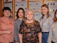 Встреча в квартире – музее Киры Григорьевны Боровиковой