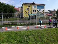 «Знатоки ПДД» на традиционном городском конкурсе