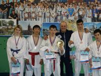 Всероссийский турнир по рукопашному бою «Я и мой учитель»
