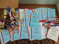 Призеры Всероссийских соревнований